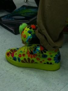vulnerable shoes