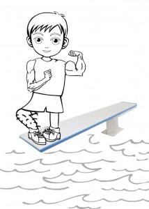 warp diving